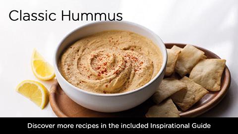 Recipe-hummus
