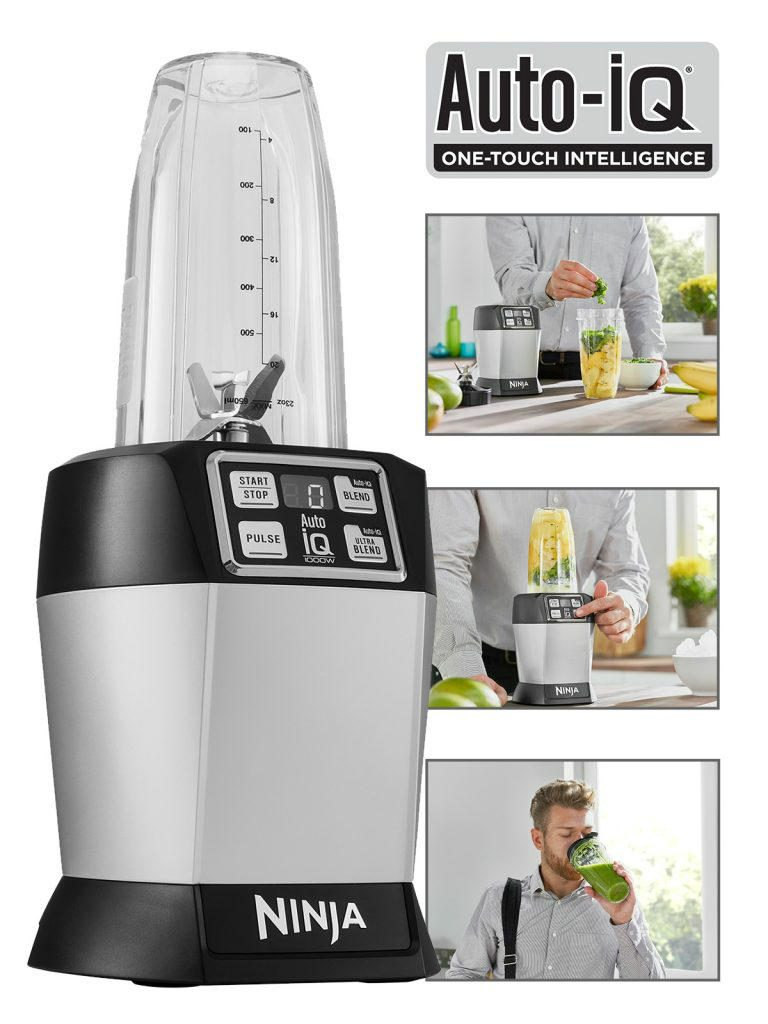 מודיעין Great Offers on Nutri Ninja Blenders & Smoothie Makers AI-57
