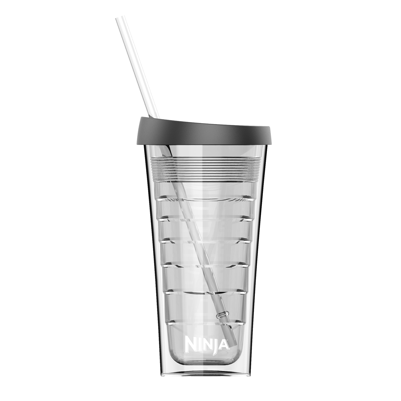 530ml Tumbler with Straw