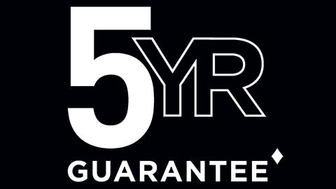 Shark vacuum cleaner with 5 year guarantee