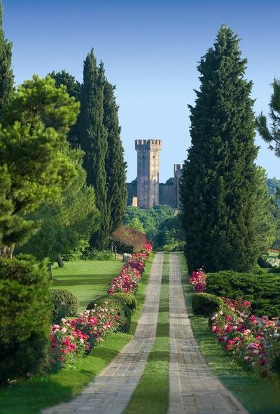 Parco sigurta e peschiera i giardini pi belli d italia - Giardini fantastici ...