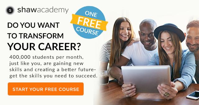 Do you want to transform you career?