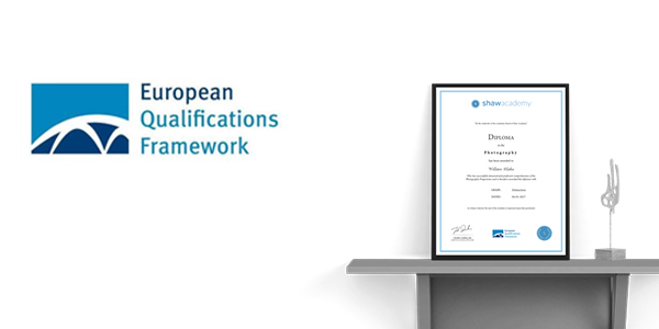 NEW PROFESSIONAL DIPLOMA EUROPEAN QUALIFICATION FRAMEWORK | Shaw Academy Investment Opportunity