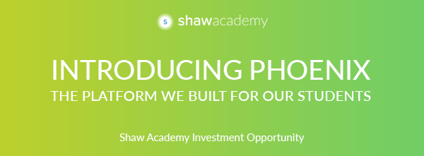 INTRODUCING PHOENIX THE PLATFORM WE BUIT FOR OUR STUDENTS