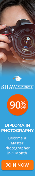 Diploma in Photography Shaw Academy