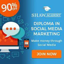 Diploma in Social Media Marketing Shaw Academy