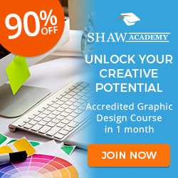 Graphic Design and Adobe Creative Suite Shaw Academy