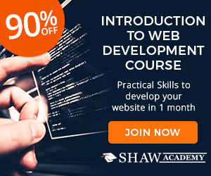Introduction to Web Development Shaw Academy