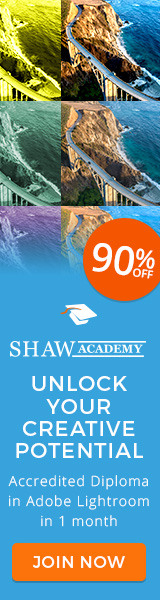 Mastering ADOBE Lightroom Shaw Academy