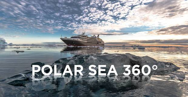 Image result for the polar sea 360