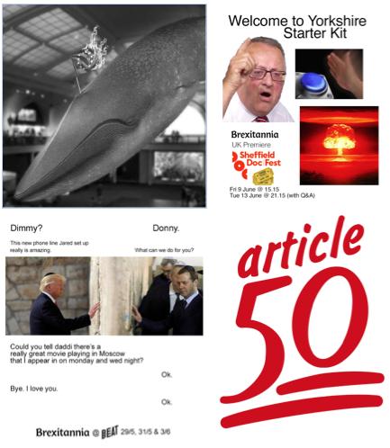 Brexitannia Memes