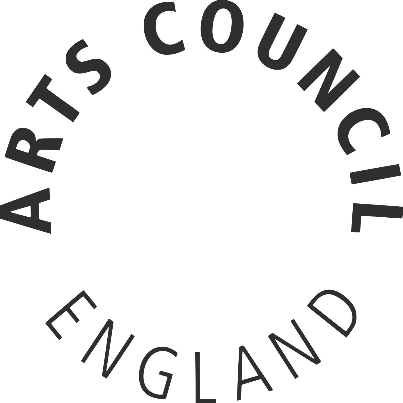 Arts cCuncil England Logo
