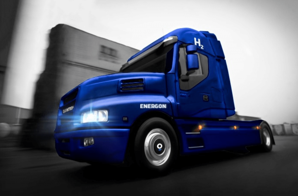 camion quantron