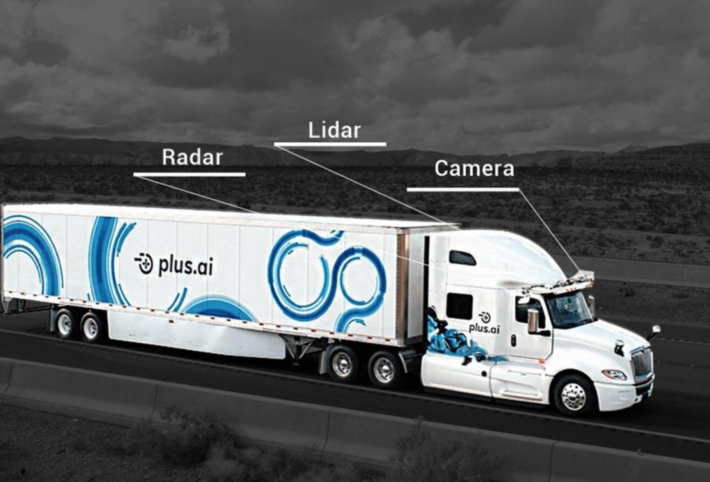 camion autonome USA