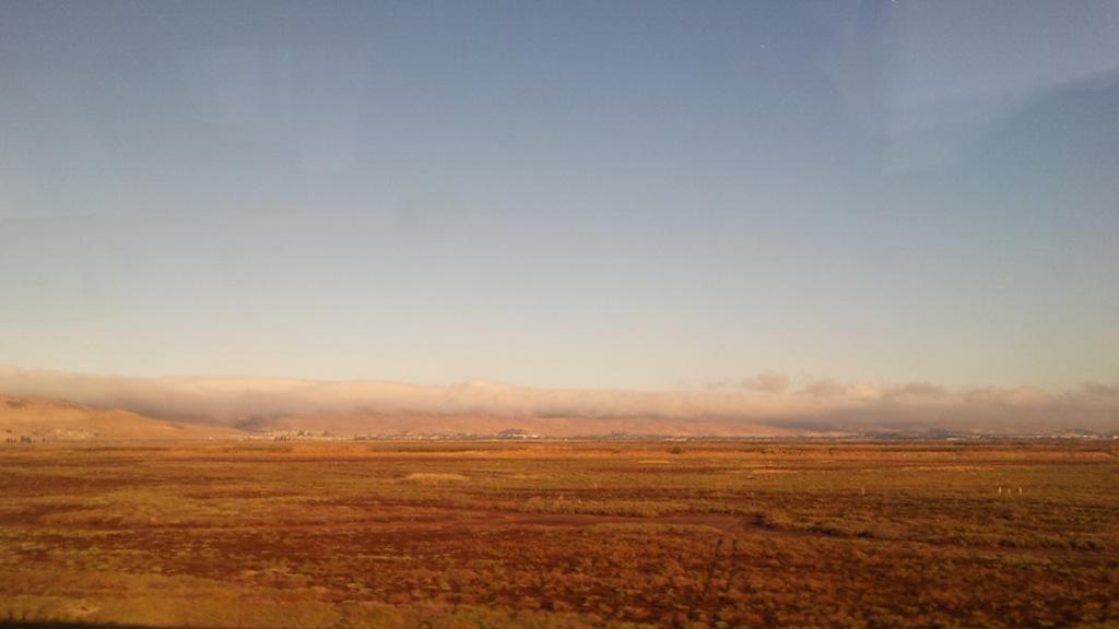 Veliká, slunná ale především suchá Kalifornie