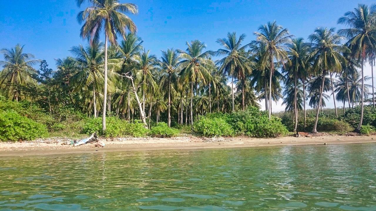 Kokosová pláž
