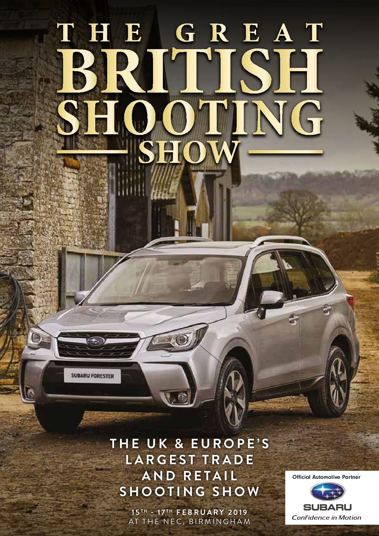 Showguide 2019 - Shooting Show