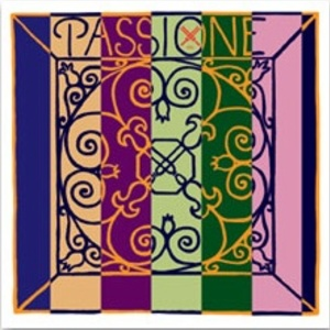 Pirastro Passione violin strings. SET. Medium