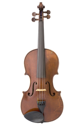 Violin by J T Lamy & Co. c.1890
