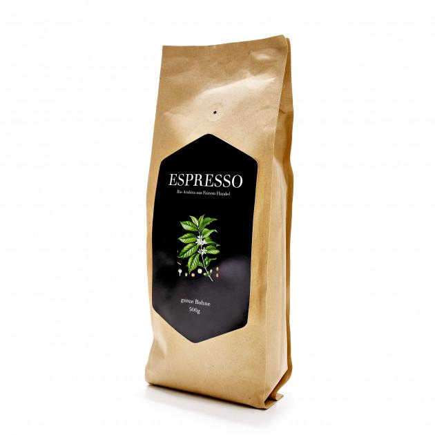 Espresso Bohnen 500g