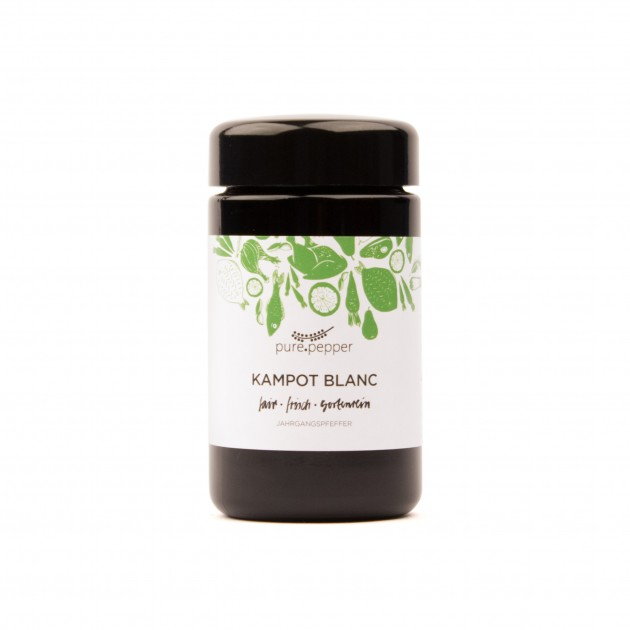 Kampot Pfeffer Blanc