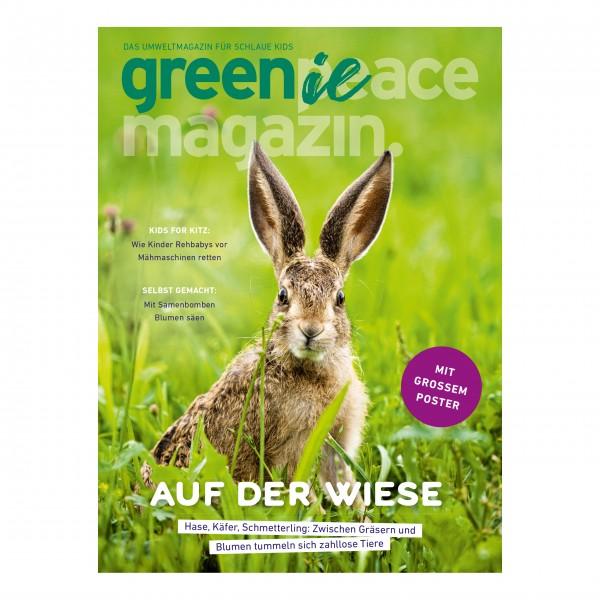 Greenie 3.20 – Das kleine Umweltmagazin für schlaue Kids