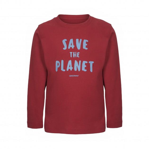 """Kids Pyjama lang """"Save the Planet"""""""