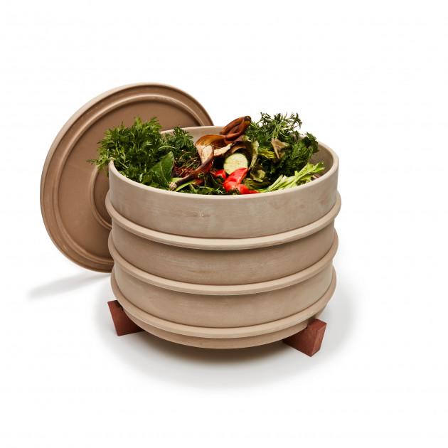 WormUp - Küchenkomposter