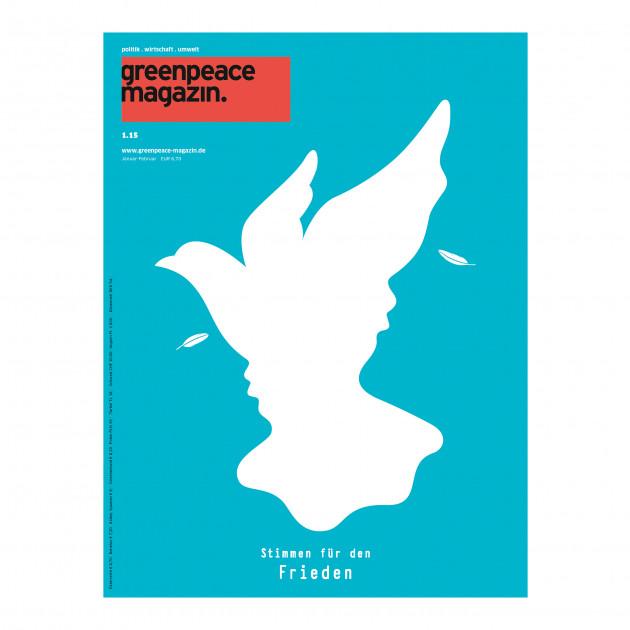 1.15 Stimmen für den Frieden