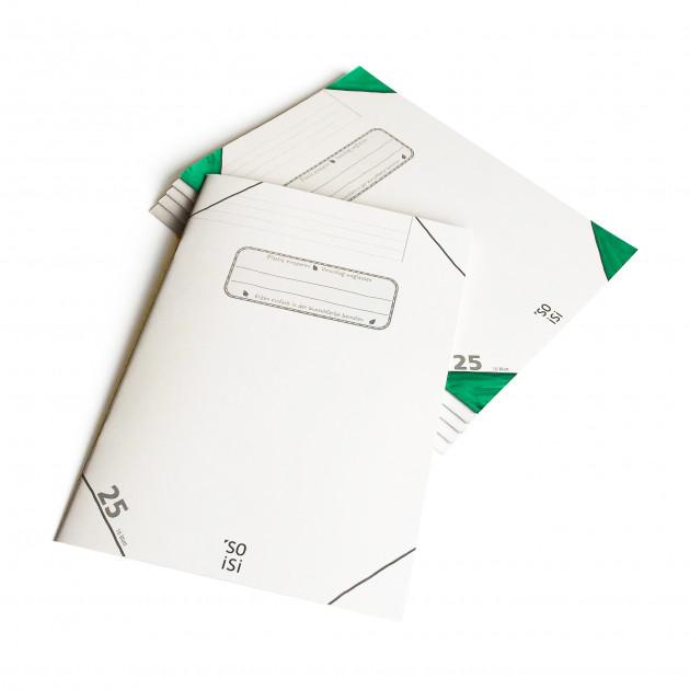 Schulheft 5er-Pack liniert