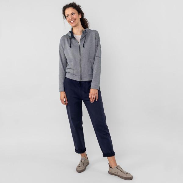 Damen Joggpants nachtblau