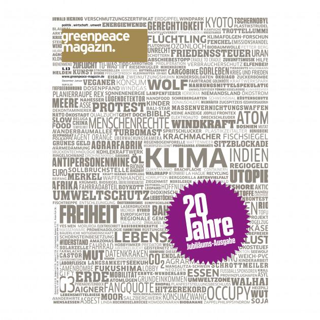 1.13 Jubiläums-Ausgabe