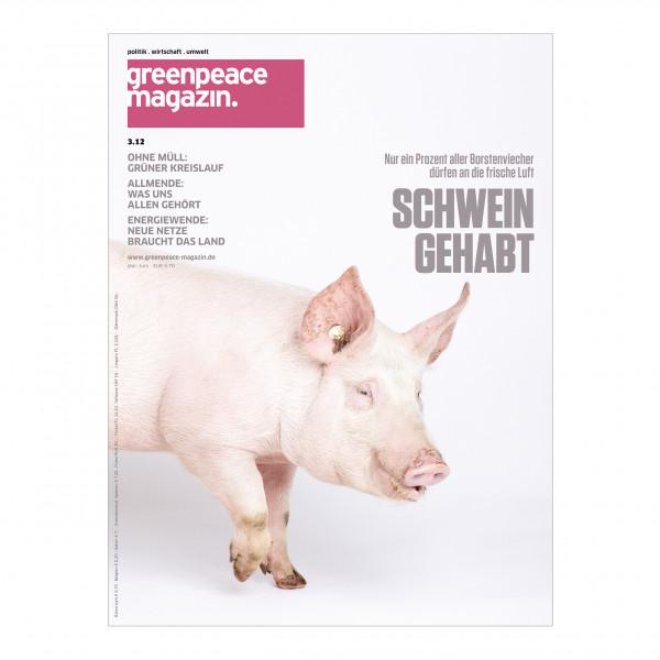 3.12 Schwein gehabt