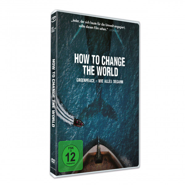 """DVD """"How to Change the World"""""""