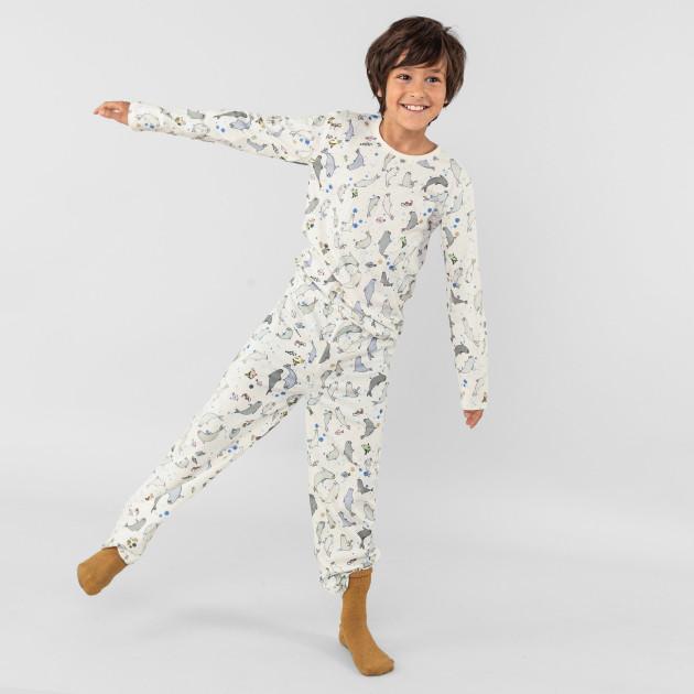 """Kids Pyjama """"Robben"""""""