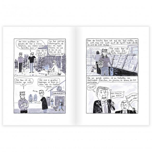 Comic: Wie Veränderung entsteht