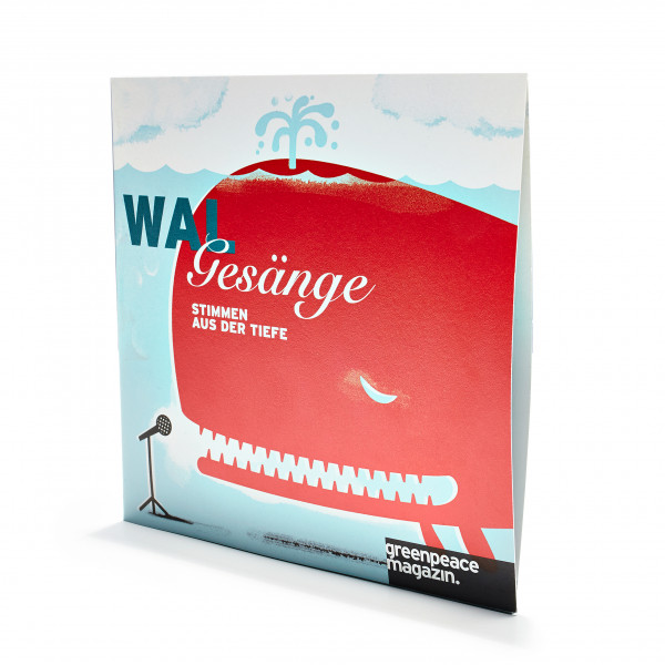 "CD ""Walgesänge"""