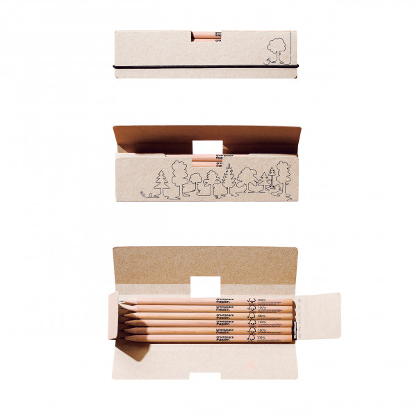 Bleistift-Box