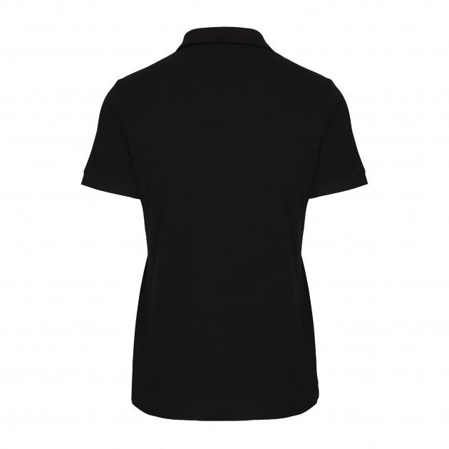Herren-Polo Kurzarm schwarz