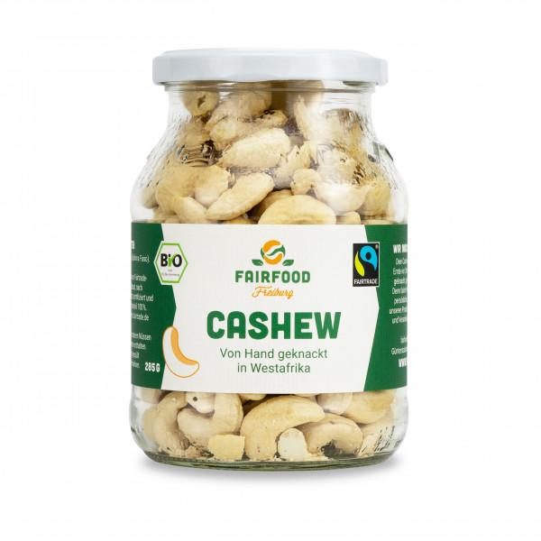 Bio-Cashewkerne naturbelassen 285g