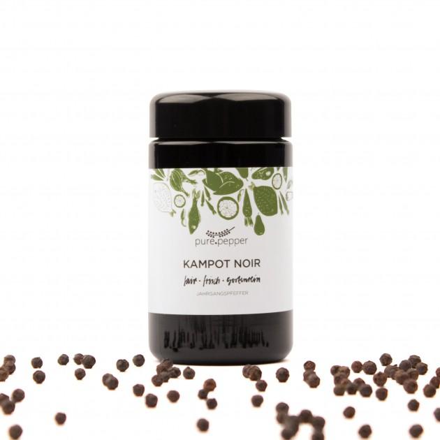 Kampot Pfeffer Noir