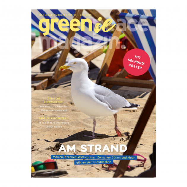 Greenie 5.21 – Das kleine Umweltmagazin für schlaue Kids