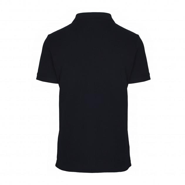 Herren-Polo Kurzarm nachtblau