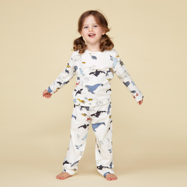 "Pyjama ""Ozean"""