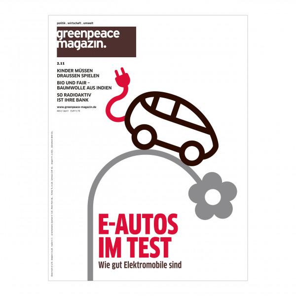 2.11 E-Autos im Test