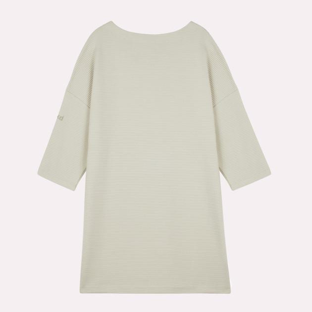 Damen Oversize Kleid sand