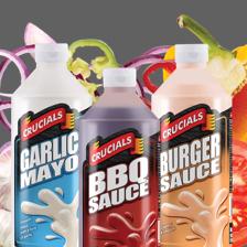 Crucial Sauces