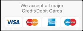 All Major Credit