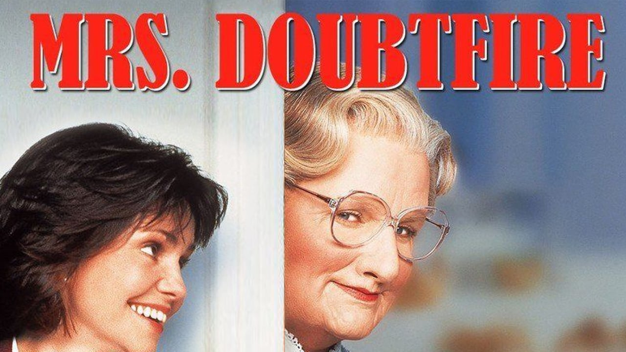 Your Best 100 Mrs Doubtfire 1993
