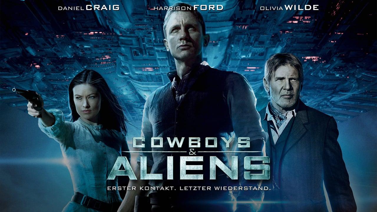 Your Best 100 Cowboys Aliens 2011